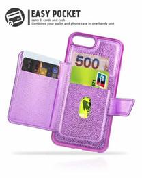 $enCountryForm.capitalKeyWord Australia - Hybrid Soft TPU Case+Pack Wallet Leather Pocket For Iphone XR XS MAX X 8 7 6 Plus ID Card Box Luxury Fashion Flip Covers Holder Shockproof
