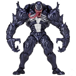 $enCountryForm.capitalKeyWord Australia - Marvel Character Venom in Movie The Amazing Spiderman BJD Figure Model Toys 18cm
