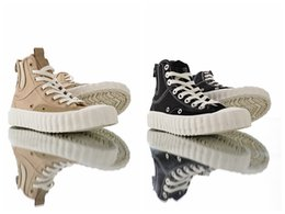 Black high ankle shoes for men online shopping - 2020platform Mens womens Excelsior Workman High Desert Canvas Shoes for Men Sports Shoe Women Vintage Caramel Cookies Martin Boots