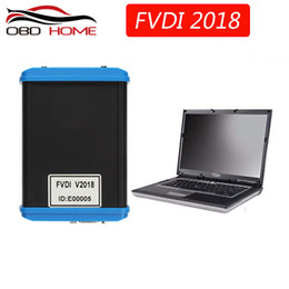 Function Connectors Australia - FVDI 2018 ABRITES Scanner Covers All Functions Of FVDI 2014 2015 And Most Functions Of VVDI2 For VW 4th5th With D630 Easy To Use