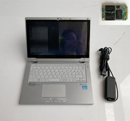 Audi computer online shopping - Used P anasonic Laptop Computer CF AX2 I5 G GB SSD High Configuration Used for Auto Diagnosis Tools with win10 system