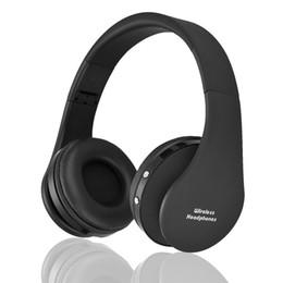 $enCountryForm.capitalKeyWord Australia - New NX-8252 wireless headphone Foldable bluetooth headphone headset sports running stereo Bluetooth V3.0+EDR with retail packaging
