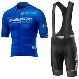 2019 turnê de verão dos homens mens de manga curta ciclismo jersey bib shorts set quick dry bicicleta roupas mtb bicicleta esportes uniforme y041501 venda por atacado