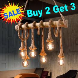 $enCountryForm.capitalKeyWord Australia - 1meter E27 Lamp holder Hemp Rope retro style for coffee house bar literature and art decoration