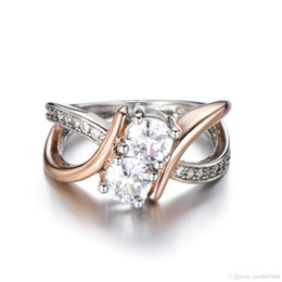 $enCountryForm.capitalKeyWord UK - New creative European and American women's models rose gold-plated color ring new creative ring ladies hot jewelry