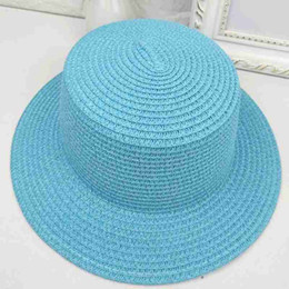 $enCountryForm.capitalKeyWord Australia - 2019 New Fashion Summer Hat For Women Ladies Wide Brim Beach Sun Hat Outdoor Tourism Elegant Straw Floppy Bohemia For Women Hat