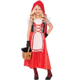 $enCountryForm.capitalKeyWord UK - S-XL small red riding hood Halloween costumes for girls and children