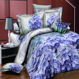 $enCountryForm.capitalKeyWord Australia - Bedding Set 3D Animal Leopard & Rose Printed Pattern Duvet Cover & Bed Sheet Pillowcase Bedclothes Bedroom Decor
