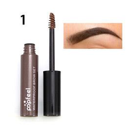 $enCountryForm.capitalKeyWord UK - Factory Price Eye Brow Gel Coffee Black Brown Paint Eyebrows Gel Long Lasting Waterproof Eyebrow Enhancer Tint Mascaras Kit Free Ship