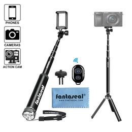 "$enCountryForm.capitalKeyWord Australia - 45"" Super Long Compact Camera Selfie Stick Tripod Mount Hand Grip 3in1 Monopod Pole Digital Camera For Canon Sony Nikon Fujifilm"