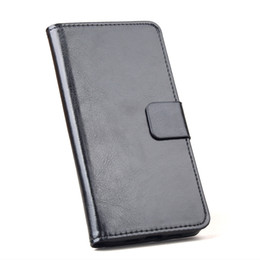 $enCountryForm.capitalKeyWord Australia - Leather Flip Phone Cover with Stand Holder Wallet Case for Cubot X18 Plus