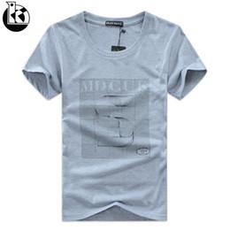 $enCountryForm.capitalKeyWord NZ - 2019 Summer New Korean Version Of The Round Neck Loose Tshirt Men Fashion Casual Trend Geometric Pattern Printing Mens T Shirts C19041701