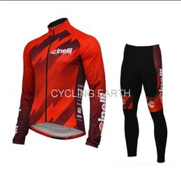 Bicycle wash online shopping - 2019 Hot Winter Thermal Fleece Men s Cycling Jersey long sleeve Ropa ciclismo Bicycle Wear Bike Clothing
