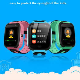 $enCountryForm.capitalKeyWord Australia - Cross-border special for children multi-function smart watch card phone information push mobile positioning touch positioning tracking one-b