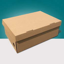5 US dollars Original shoe box for brand running shoes basketball shoes soccer cleats and other shoes on Sale