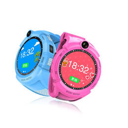 $enCountryForm.capitalKeyWord Australia - Q360 With GPS Or Without Kids Smart Watch HD Resolution WIFI Locate Child Wristwatch Multi-function SOS Emergency Wristband One Key For Help