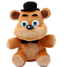 $enCountryForm.capitalKeyWord UK - bear doll Hot Plush Five Nights At Freddy's 4 FNAF Freddy Fazbear Bear Dolls Plush