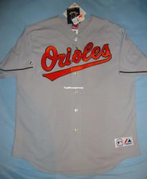 68a87b9c1 Cheap Retro  10 MIGUEL TEJADA Majestic BALTIMORE Grey Jersey XL Jones  Ripken Davis Mens Stitched Baseball jerseys