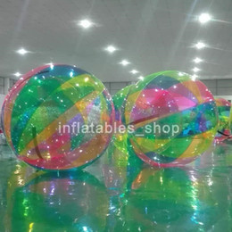 Inflatable Pool Water Walking Balls Australia - free shipping inflatable water balloons,water rollers,inflatable pool and water walking ball Inflatable Recreation 1.3-2M ballet dance ball