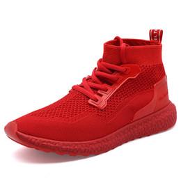 16cc5c43d35 Los hombres del verano calcetines zapatillas de deporte Beathable de malla  zapatos casuales para hombre con