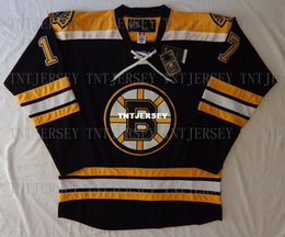 287ce3031 Lucic Jersey Australia - Cheap custom CCM BOSTON BRUINS 17 Milan Lucic  JERSEYS STITCHED Mens Personalized