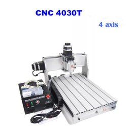 $enCountryForm.capitalKeyWord UK - 3040T 4 Axis CNC Router Engraver Machine 3D Cutter Drilling Carving Four best