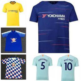 $enCountryForm.capitalKeyWord Australia - Thai quality 10 HAZARD soccer jersey home away PEDRO DAVID LUIZ MORATA KANTE GIROUD FABREGAS AZPILICUETA soccer training shirt S-XXL