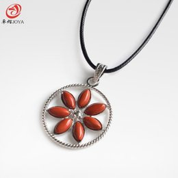 semi precious stone crystals Australia - New Natural Stone Pendant Necklace Women Healing Crystals Necklaces Semi-Precious Stone Jewelry Can be customized Lol