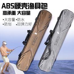 $enCountryForm.capitalKeyWord NZ - 95*18*13cm Multifunctional Raft Rod bag PC hard shell Micro lead lure Rod bag Special waterproof fishing rod Accessories #350714