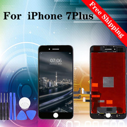 iphone screen factory NZ - Hot Selling!Factory!Best Price!Repair for Replacing LCD Screen for iPhone 7 Plus free shipping 100% tested