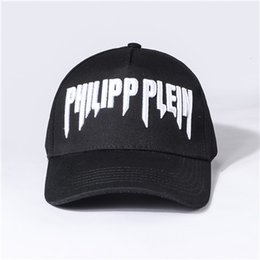 Chinese  Hot 2019 Summer Fashion Skull Brand Men's & Women's Sun Hats P016 Germany famous Designer Hip-Hop PP hat Italy Street Wear cricket caps Tees manufacturers