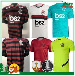 cf112742e 19 20 flamengo jersey 2019 2020 flamengo GUERRERO DIEGO VINICIUS JR camisas  de futebol Flamengo GABRIEL B esportes futebol homem mulher camisa