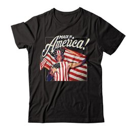 Red Black Grey Shirts Australia - New Arnold Made In America! Mens Tee shirt Clothing size S-2XLwhite black grey red trousers tshirt