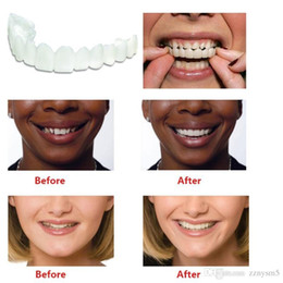 Wholesale Tooth Orthodontic Braces Orthodontic Dental Appliance Trainer Alignment Braces for Teeth Straight Alignment Free Shipping
