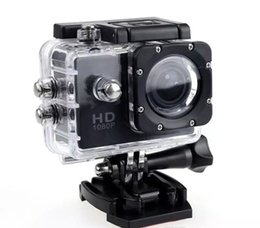 $enCountryForm.capitalKeyWord NZ - Best camera SJ4000 style A9 2 Inch LCD Screen mini camera 1080P FHD Action Camera 30M Waterproof Camcorders SJcam Helmet 2019