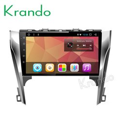 "$enCountryForm.capitalKeyWord NZ - Krando Android 8.1 10.1"" IPS Full touch Big screen car multimedia system for TOYOTA CAMRY 2012-2014 gps navigation video player car dvd"