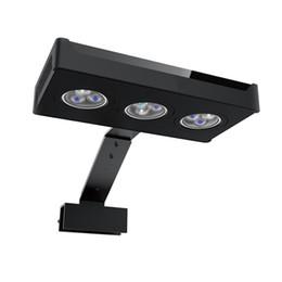 LED Spectra Nano Aquarium Light 30 W Illuminazione con acqua salata con controllo touch per Coral Reef Fish Tank US EU Plug in Offerta