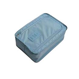 $enCountryForm.capitalKeyWord Australia - Women's makeup bags Oxford Cloth Travel Storage Hand Bag Portable Waterproof Organizer Bags Shoes Sorting Pouch Organizer