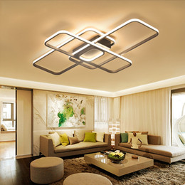 $enCountryForm.capitalKeyWord NZ - Square Minimalist Modern Ceiling Lights Led For Living Room Bedroom White Color Home Led Ceiling Lamp Luminaires AC 110V-AC260V