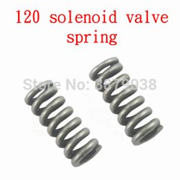 Injector machIne online shopping - Bo sch Solenoid Valve Spring Injector Small Parts Accessories Bo sch Six Cylinder Machine Weiichai Injector Spring T0197