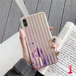 Camouflage Iphone Hard Case Australia - For iphone Xs MAX XR X 6 6s 7 8 plus Cartoon Hard back cover Cute Camouflage Curved Surface trunk Desgin PC Phone Case
