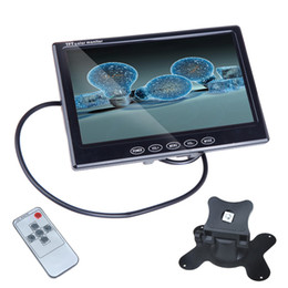 "$enCountryForm.capitalKeyWord NZ - Freeshiping 7"" TFT LCD Car Monitor Auto TV Car rear view camera with mirror monitor Parking Assistance Backup Reverse Monitor Car DVD Screen"