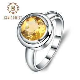 d475173b16eed Shop Citrine Rings 925 Silver UK | Citrine Rings 925 Silver free ...