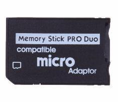 $enCountryForm.capitalKeyWord UK - Micro SD to Memory Stick Pro Duo Adapter Compatible MicroSD TF Converter Micro SDHC to MS PRO Duo Memory Stick Reader for Sony PSP 1000