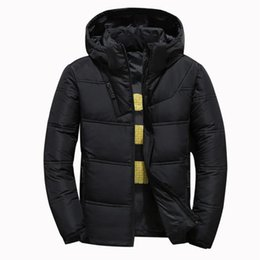 Young mens jackets online shopping - New Arrival Winter Colors Fashion Coats Down Jacket Outdoor Leisure Thickened Warm Mens Jacket Young Down Jacket M XL
