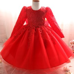$enCountryForm.capitalKeyWord NZ - hot sale baby girl princess dress Children Halloween christmas party costume baby girls lace tutu dress