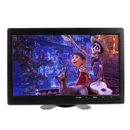 "$enCountryForm.capitalKeyWord Australia - 10.1"" 1920*1200 LCD HD Monitor Mini Computer Display LED Screen 2 Channel Video Input Security Monitor With Speaker VGA HDMI"