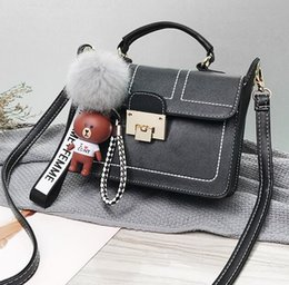 Cosmetic Bags Locks Australia - New Women Chain Shoulder Bags Messenger Bag Ladies Handbag Clutch Wallet Cosmetic Bags Tote Shopping bag Tote Purse Wallet