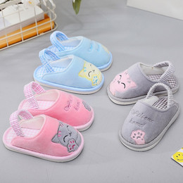 $enCountryForm.capitalKeyWord Canada - 1-4 Years Old Toddler Shoes Baby Children Spring Autumn Slippers Boys Girls Slip-proof Home Indoor Soft Soles Infant Cloth Shoes MX190727