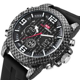 $enCountryForm.capitalKeyWord Australia - Man Motion Carbon Fibre Wrist Watch Outdoors More Function Waterproof Watch